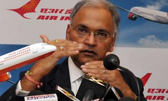 persuade pilots to resume negotiations ai cmd tells staff
