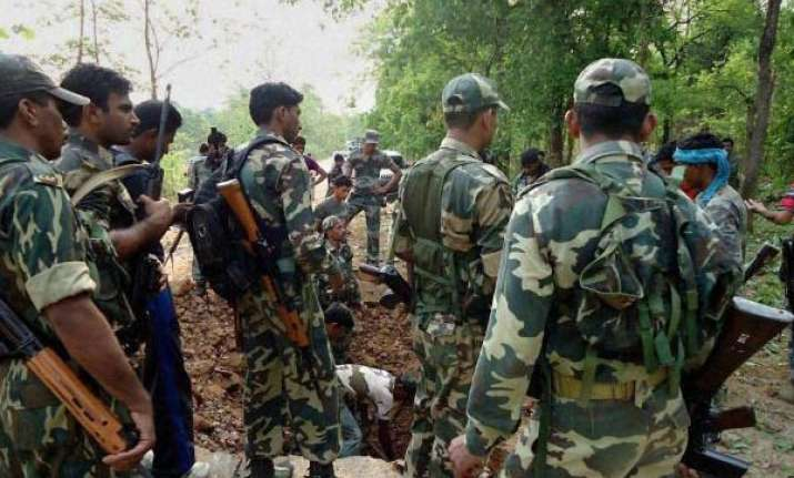 10 security personnel killed in naxal attack