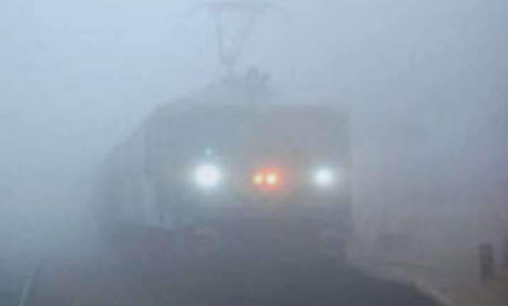 28 trains cancelled 10 rescheduled due to dense fog in ncr