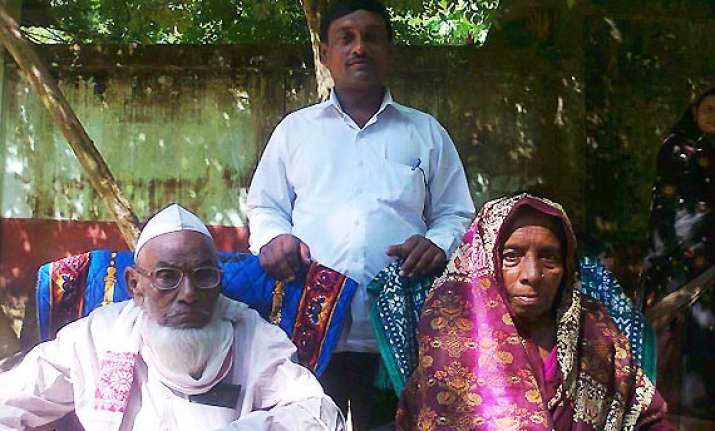 120 year old man marries 60 year old woman in assam