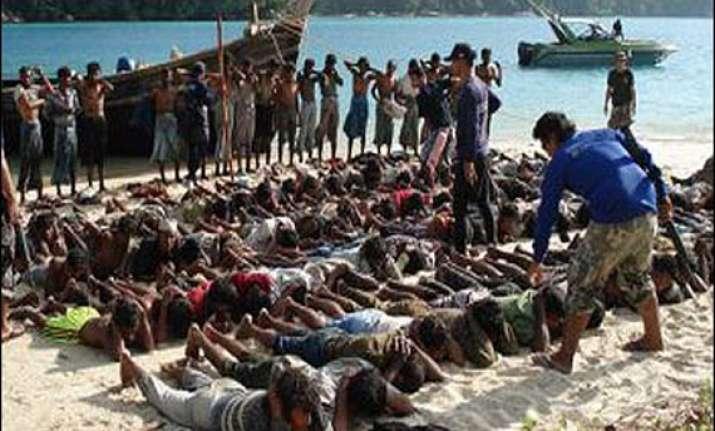 48 illegal bangladeshi immigrants held