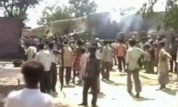 4 killed 24 injured in group clash over land dispute