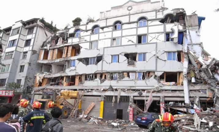 3.6 magnitude earthquake hits jaipur