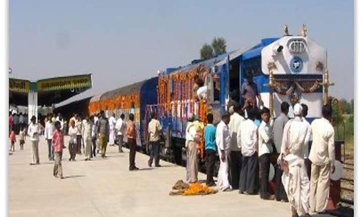 50 pc rail concession sought for shirdi devotees