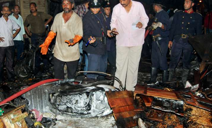 13th four bombings in the last three years