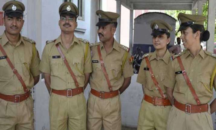 33 arrested in rajasthan for assaulting policemen