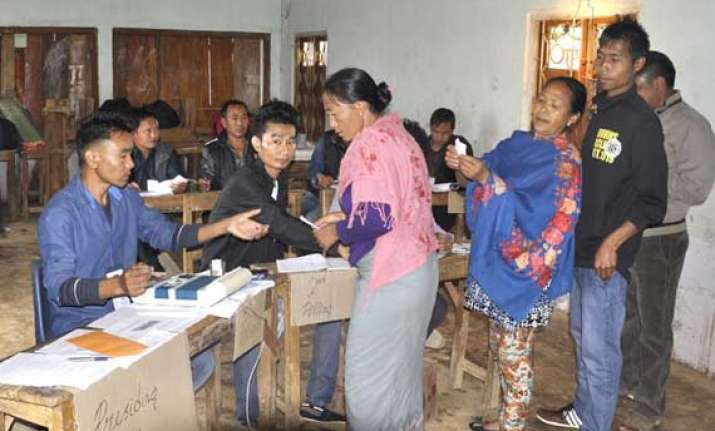 15 booths in nagaland record more than 100 turnout ec
