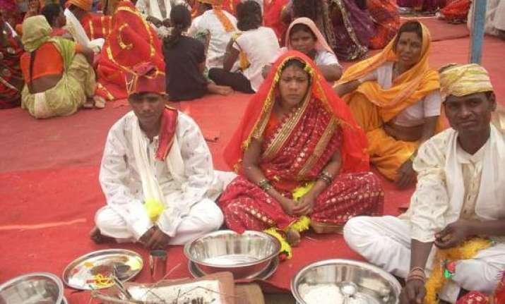 350 brides undergo virginity pregnancy tests before mass