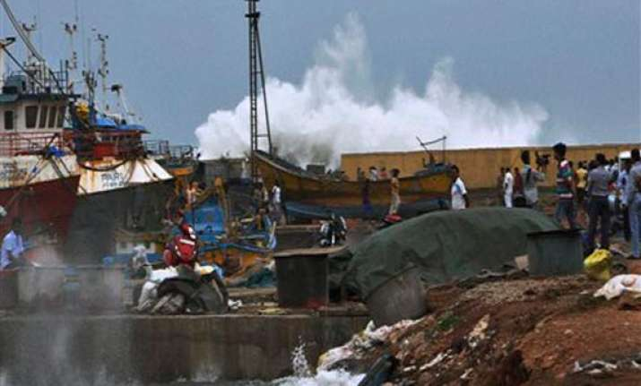 cyclone phailin srikakulam devastated