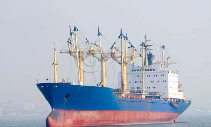10 crew members rescued from cargo ship off maharashtra