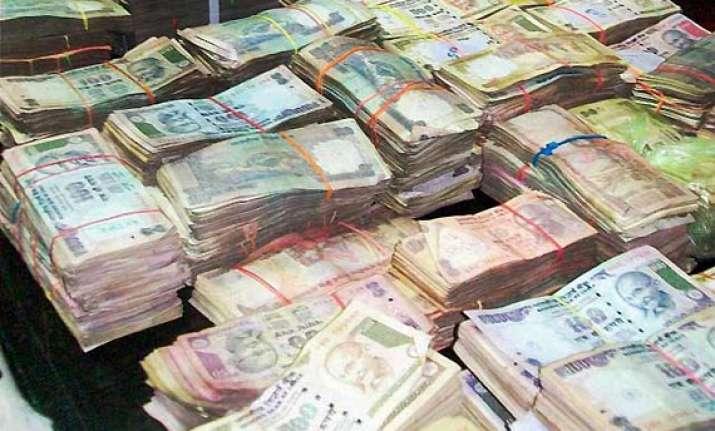 195 crore cash seized in poll season andhra pradesh tops