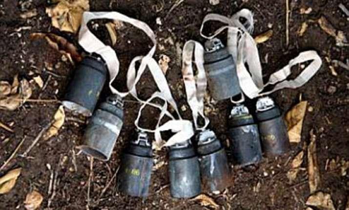 1 400 detonators seized in bihar