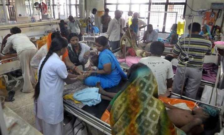 60 die due to encephalitis situation alarming