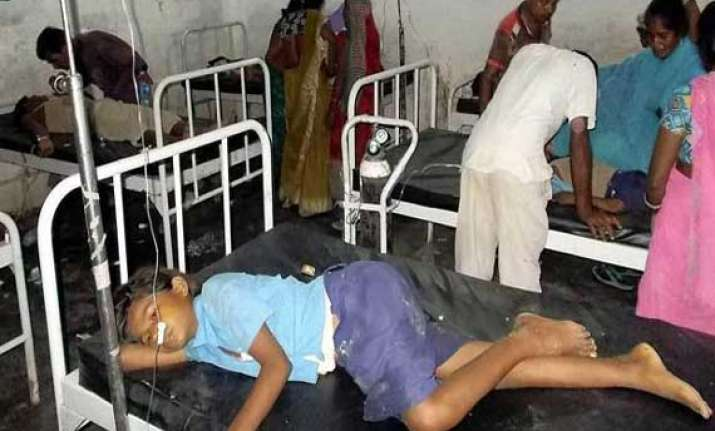 22 girls fall sick after eating mid day meal in delhi s