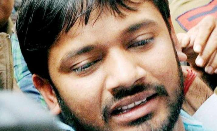 police allowed attacker to leave did nothing kanhaiya tells
