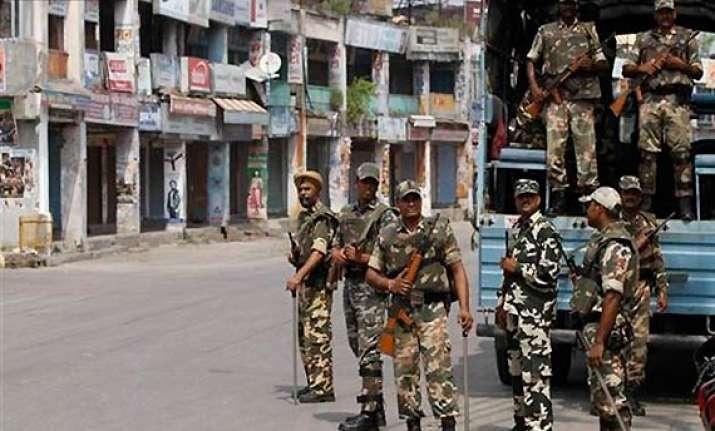 3 killed in fresh communal violence in muzaffarnagar 8 held