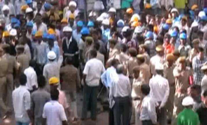 2 killed 14 injured in vedanta zinc plant blast in udaipur