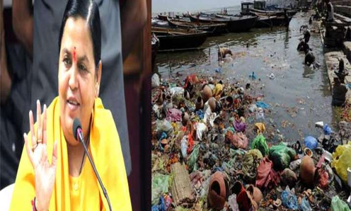 four ministries to work together for cleaning up the ganges