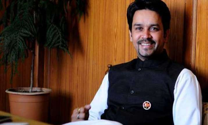 28 more indians stranded in iraq anurag thakur tells swaraj