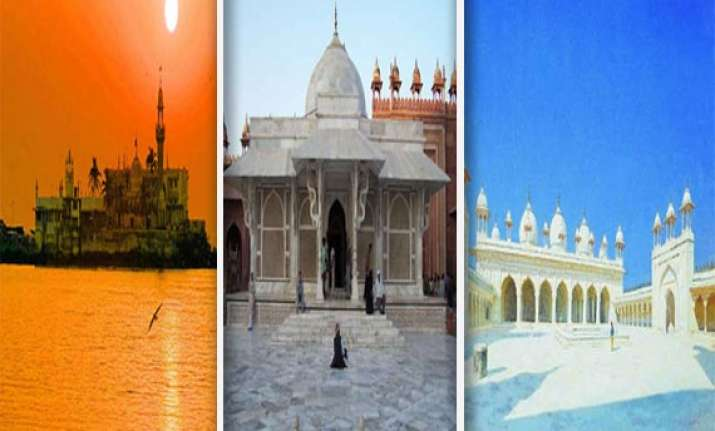 10 most famous mosques in india
