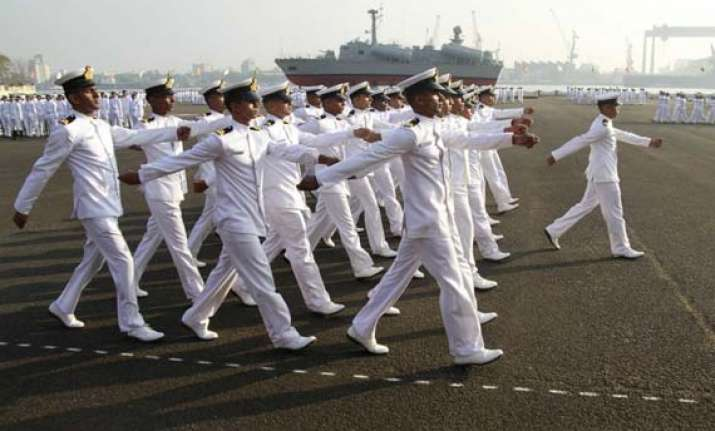 80 new residential houses inaugurated for naval sailors at