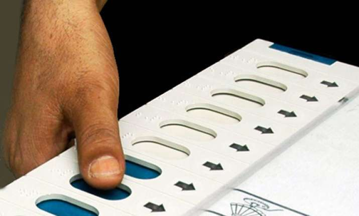 77 nominations filed for second phase of chhattisgarh polls