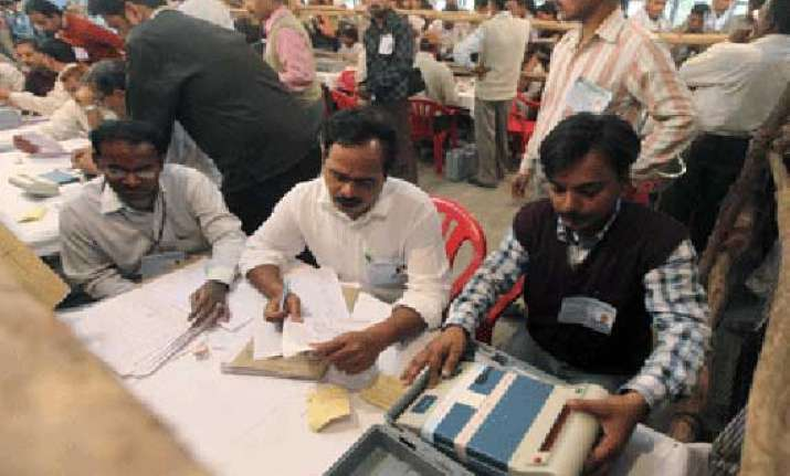 70 percent polling in andhra rural local body polls