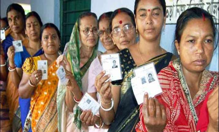 64 percent turnout in peaceful howrah by poll