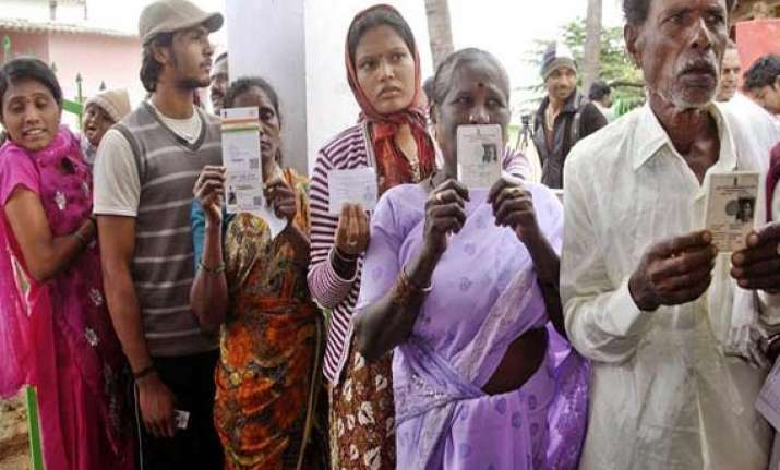 58.28 polling in mandya in final ec compilation of ls bypoll