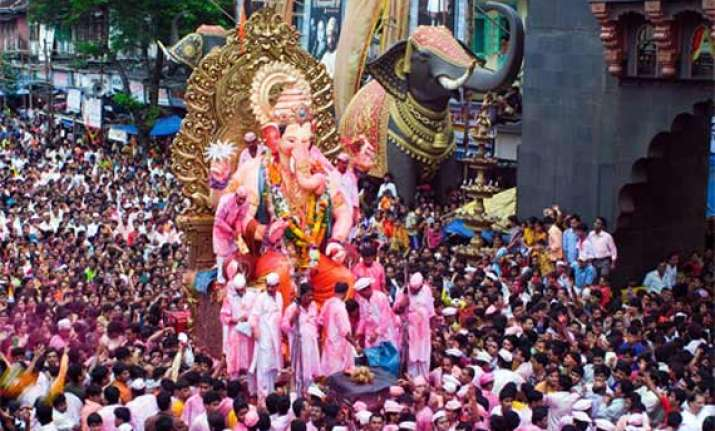 ganpati bappa morya in air again time to welcome lord ganesh