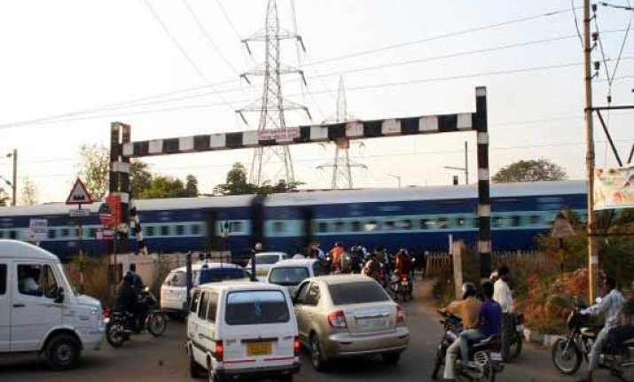 gate mitra at vulnerable 85 rail crossings in delhi division