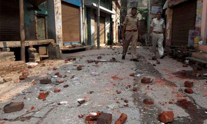 tension in muzaffarnagar after fresh communal clash
