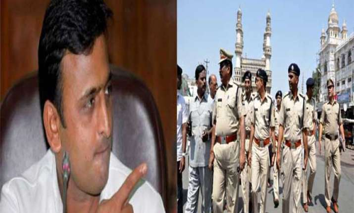 2 senior ips officers suspended in up