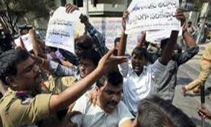 3 state ministers 14 cong legislators resign protests rage