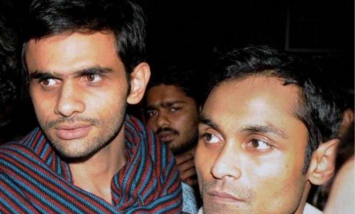 jnu row court extends police custody of umar khalid anirban