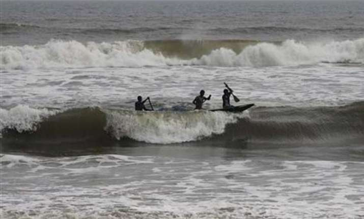 cyclone phailin causes widespread devastation on odisha ap