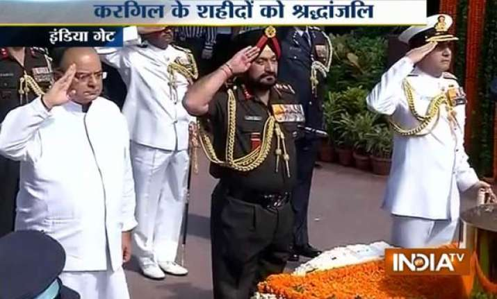 15 years on india remembers kargil martyrs with pride and