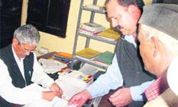 69 pc polling in haryana civic polls