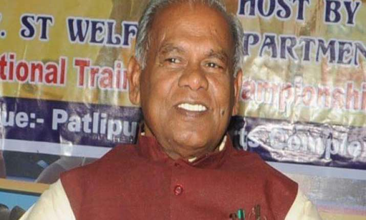 jitan ram manjhi a journey from clerk to cm