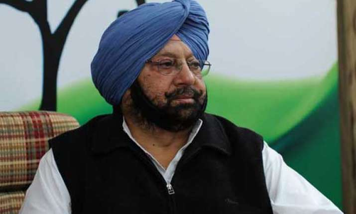 2 aap mps had links with naxal movement amarinder singh