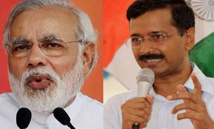 aap confident bjp dismisses kejriwal threat