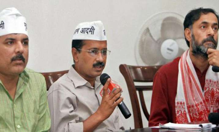 aap launches online platform in us to tap grassroot support