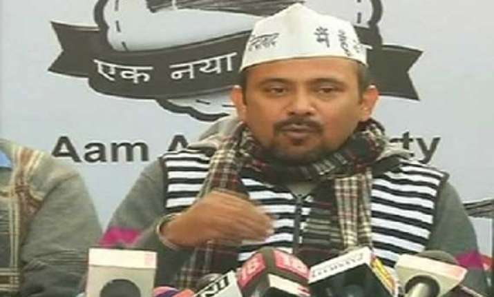 aap leaders arrested for inciting communal passions