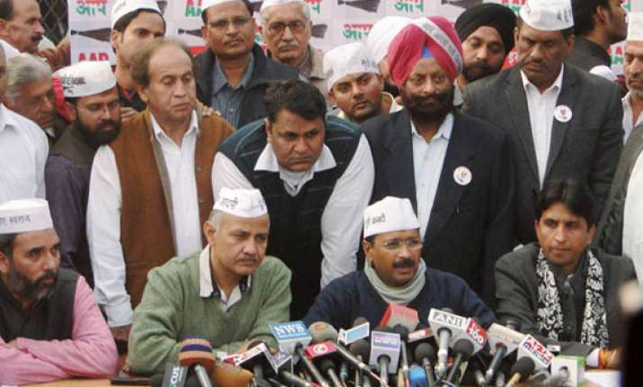 aap promises to scrap du s four year programme