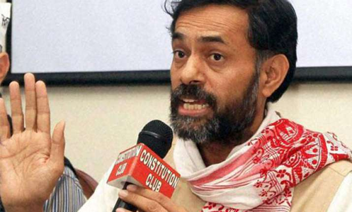 aap s yogendra yadav was called salim as a child