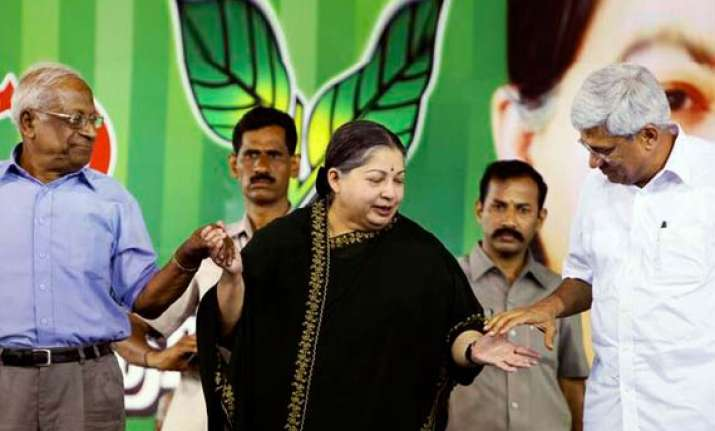 aiadmk will decisively win tn polls says karat