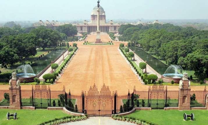 a look inside rashtrapati bhavan