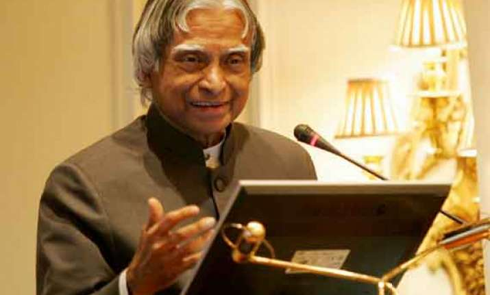 abdul kalam bats for e elections to bring transparency