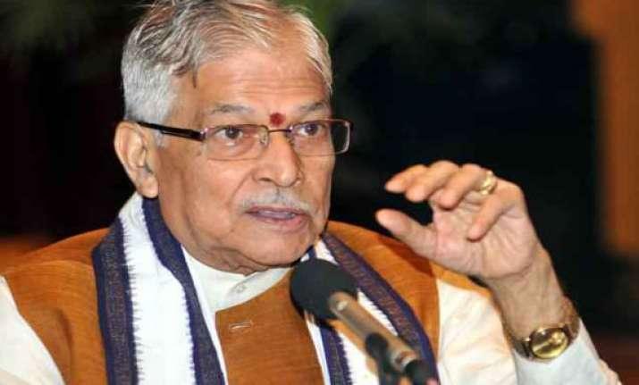 accept our demands to run parliament bjp to congress