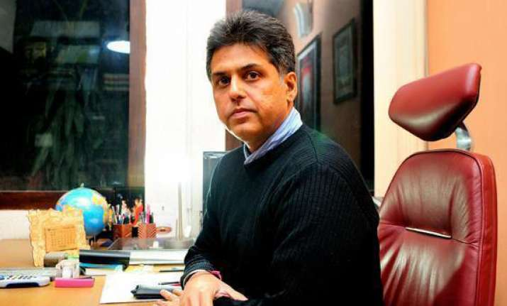 acid bottles found near manish tewari s chandigarh home